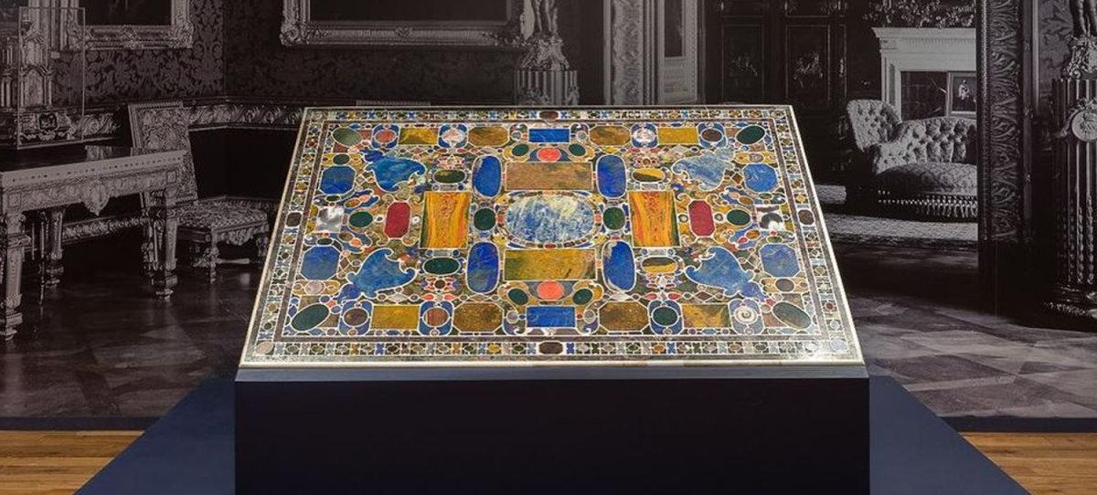 Мозаика Pietre Dure
