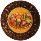 Decorative plate Дт-01-002