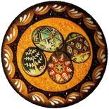 Decorative plate Дт-02-002