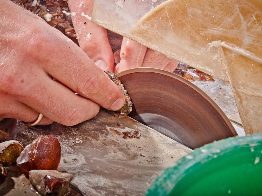 Чем шлифовать камни в домашних условиях 508