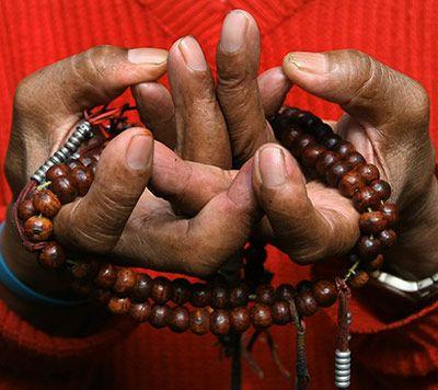 Четки православные, как пользоваться, их значение и количество бусин