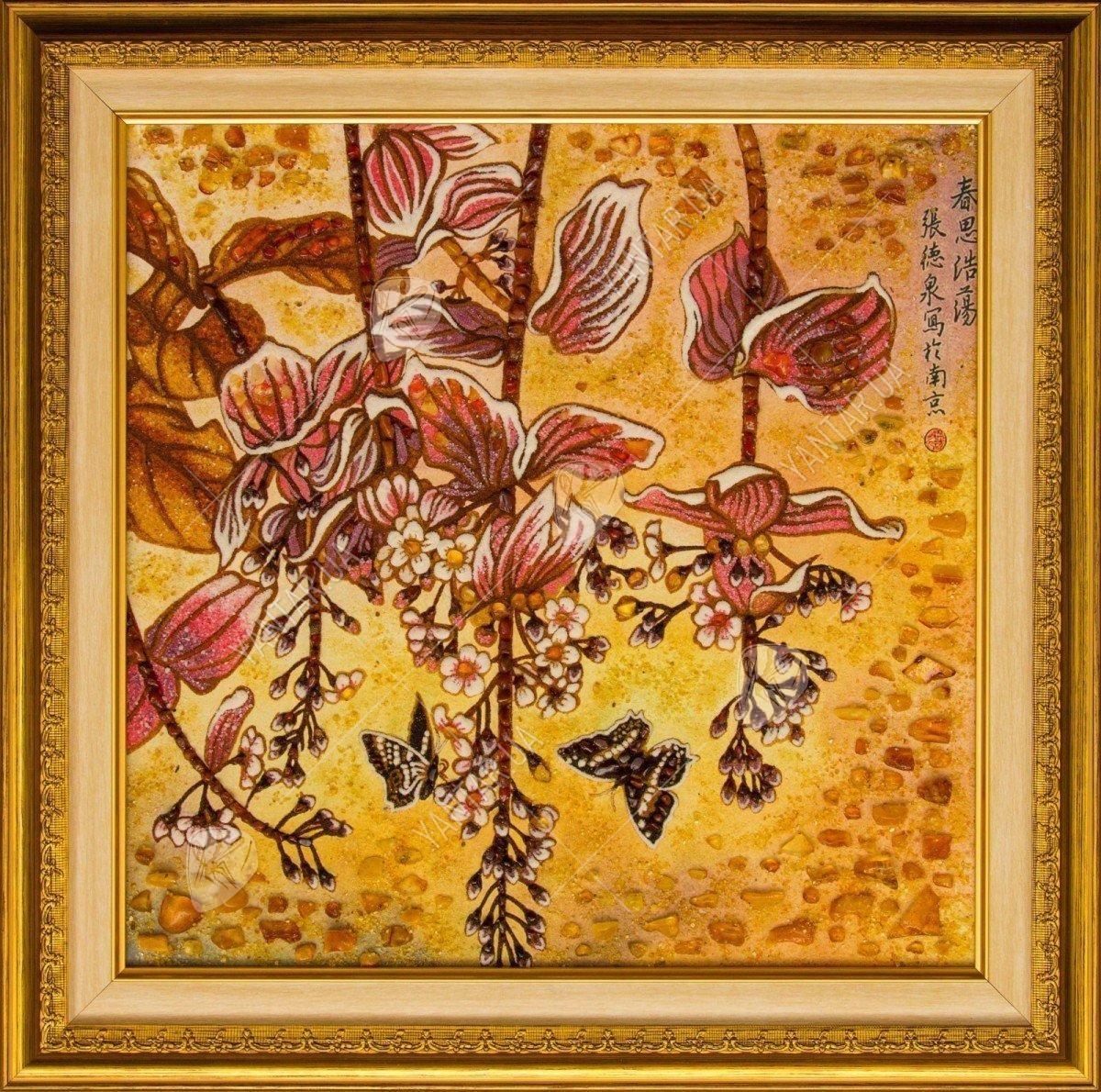 Китайський живопис  Квіти і птахи b2b8e24773c4b