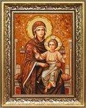 Икона «Божья Матерь на Престоле»