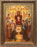 Икона «Похвала Пресвятой Богородице» (Киевская)