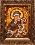 Тихвинская слёзоточивая икона Божией Матери