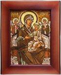 Икона Божией Матери «Всецарица» («Пантанасса»)