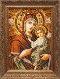 Иверская икона Пресвятой Богородицы (Вратарница или Привратница)