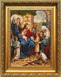 Икона «Иисус Благословляет Детей»