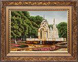 Панно «Зеркальная струя в Харькове»