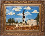 Памятник независимости «Летящая Украина»