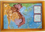 Карта: Вьетнам