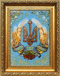 Панно «С нами Бог и Украина»