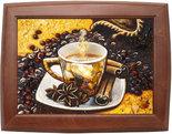 Панно «Кофе с корицей»
