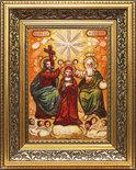 Икона «Небесное Величие Богоматери» (Коронование)