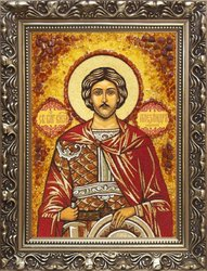 Icon of patron saints ІI-01