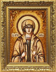 Icon of patron saints II-126