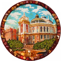 Decorative plate Дт-1132