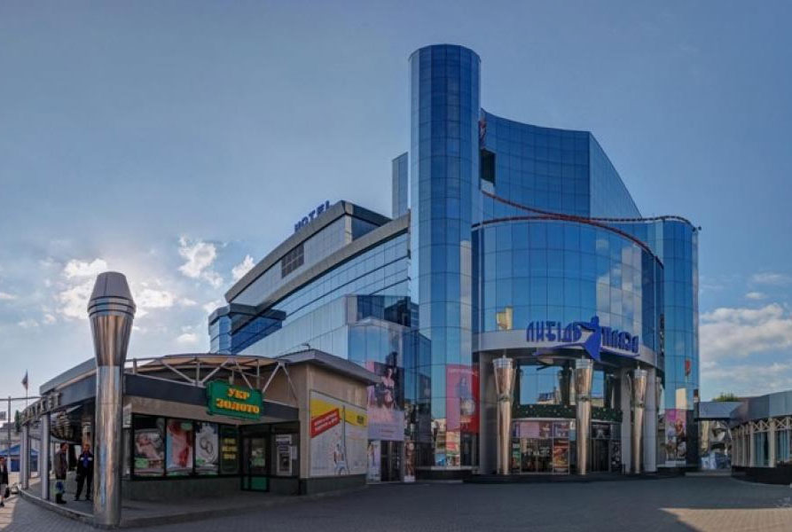 "21 Kamyaneckaya str., shopping center ""Lybid Plaza"" (1st floor)"